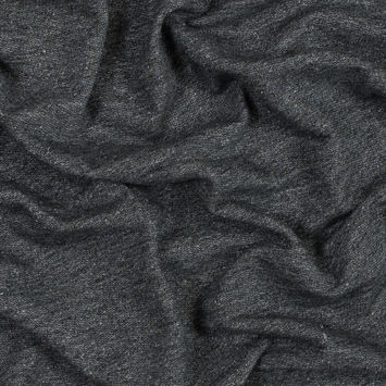 Heathered Charcoal French Terry