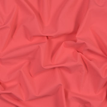 Neon Pink Stretch Square Woven