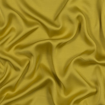 Yellow Satin-Faced Twill Lining