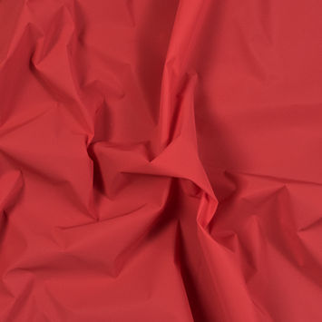 Red Coral Reflective Fabric