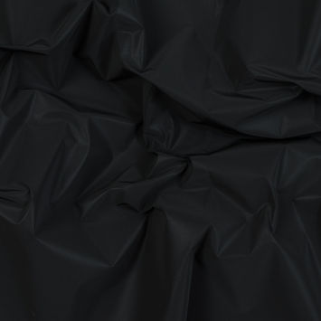 Black Cotton-Backed Reflective Fabric