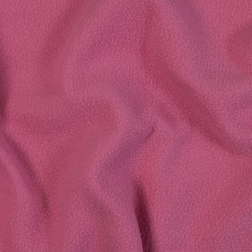 Famous NYC Designer Pink Double Face Wool Coating