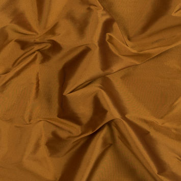Apricot Orange Plain Dyed Polyester Taffeta