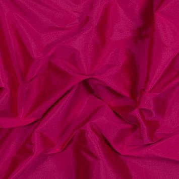 Fuchsia Plain Dyed Polyester Taffeta