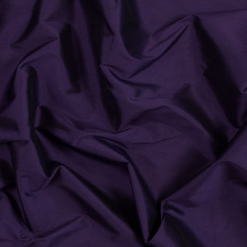 Purple Plain Dyed Polyester Taffeta