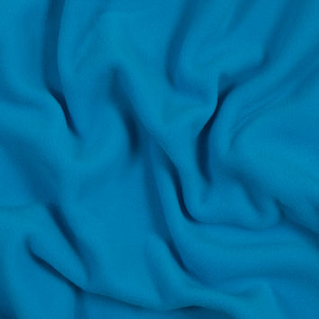 Sky Blue No Pill Polyester Fleece