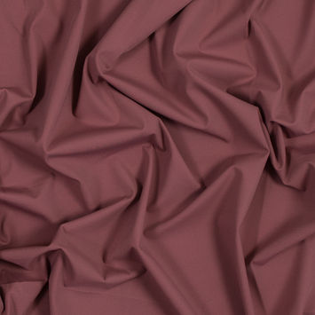 Matte Dusty Rose Polyester Spandex
