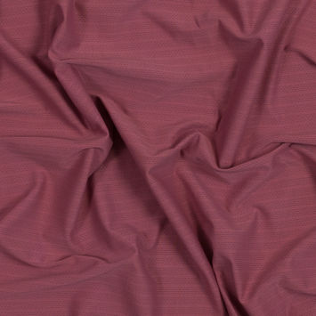 Matte Rose Perforated Polyester Spandex
