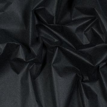 Black Non-Woven Fusible Interlining