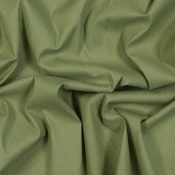 Asturias Green Apple Stretch Linen Woven