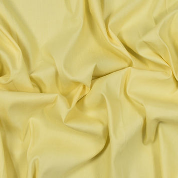 Asturias Canary Yellow Stretch Linen Woven