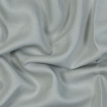 Newhaven Sea Foam Herringbone Linen Woven
