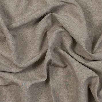 Wide Ostrava Natural Linen Woven