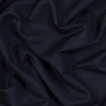 Tivoli Navy Linen and Rayon Woven
