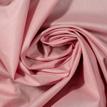 Toulouse Dusty Rose Mercerized Cotton Voile