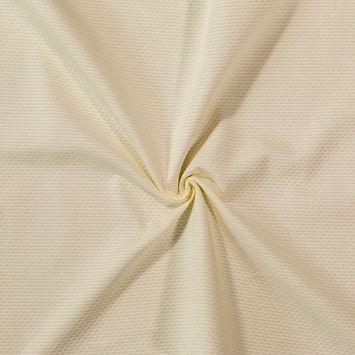 Maiori Mellow Yellow Bullseye Cotton Pique