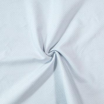 Maiori Gray Bullseye Cotton Pique