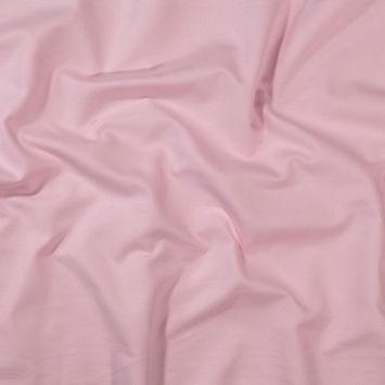 Otranto Pink Birdseye Cotton Pique