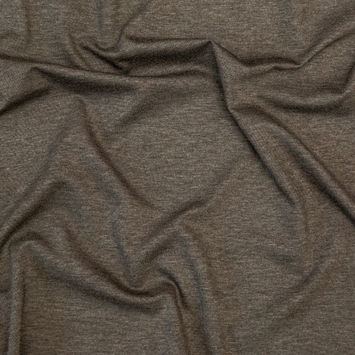 Theory Heathered Gray Stretch Double Knit