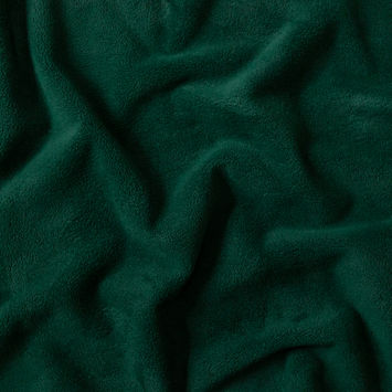 Green Bonded Fleece and Wool Coating
