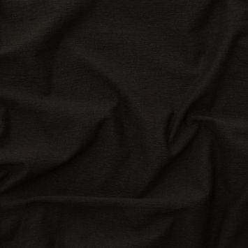 Rag & Bone Burnt Charcoal Heavy Cotton Jersey