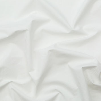 Rag & Bone Bright White Wrinkled Cotton Poplin