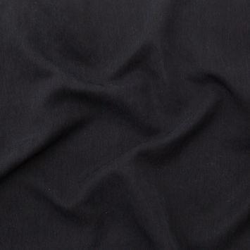 Rag & Bone Black Wrinkled Viscose Twill