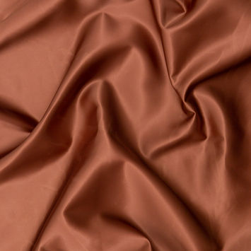 Rag & Bone Radiant Brandy Brown Satin