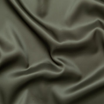 Theory Stem Green Rayon Twill Lining