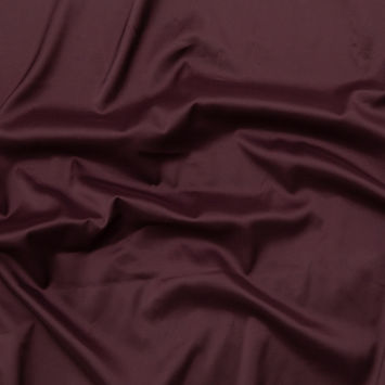 Theory Bordeaux Radiant Polyester Twill Lining