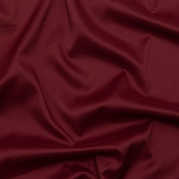Theory Cranberry Radiant Polyester Twill Lining