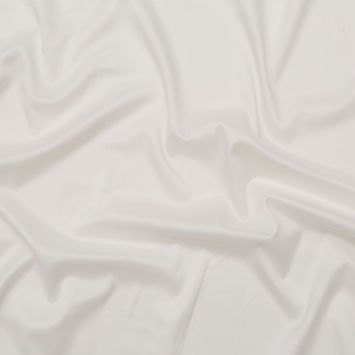 Theory Soft Ivory Radiant Polyester Twill Lining
