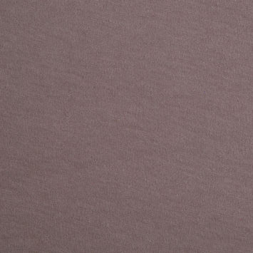 Stone Gray Organic Cotton Jersey