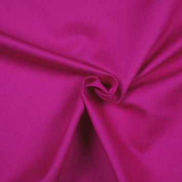 Hibiscus Solid Organic Cotton Twill