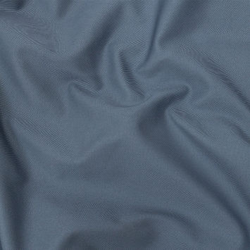 Cool River Solid Organic Cotton Twill