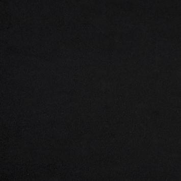 Black Solid Fleece