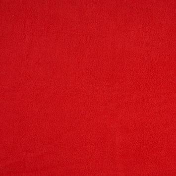 Red Solid Fleece