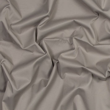 Italian Beige Stretch Cotton Blended Suiting