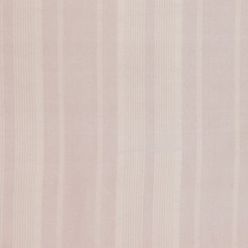 Pale Toffee Striped Cotton-Silk Blend