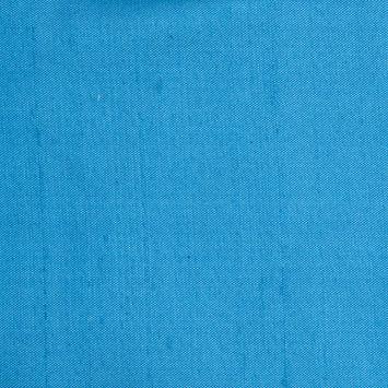 Sky Blue Solid Shantung/Dupioni