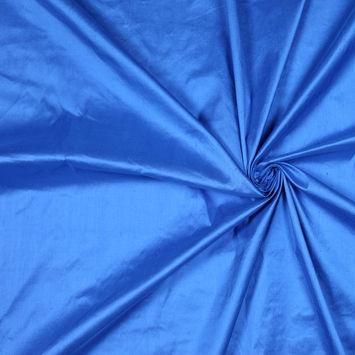 Faded Sky Blue Solid Shantung/Dupioni