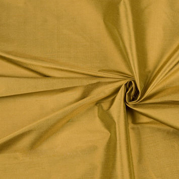 Plateau Gold Solid Shantung/Dupioni