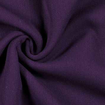 Royal Purple Solid Double Face