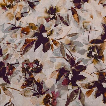 Mood Exclusive A Drop of Golden Sun Cotton Voile