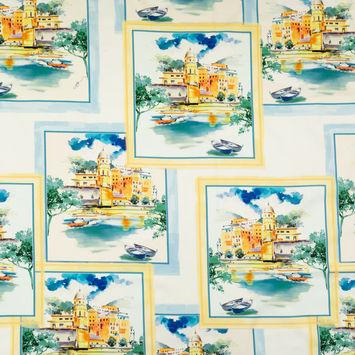 Mood Exclusive Palace Regattas Stretch Cotton Sateen