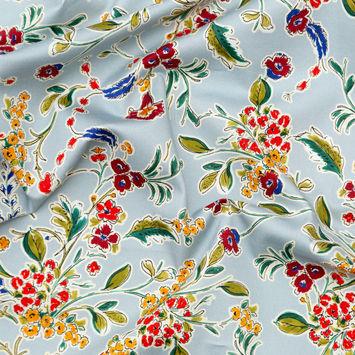 Mood Exclusive Poppy Rivieras Stretch Cotton Sateen