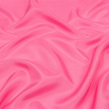 Carmine Rose China Silk/Habotai
