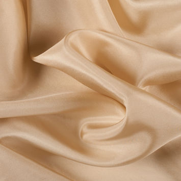 Gold China Silk/Habotai