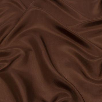 Chocolate China Silk/Habotai