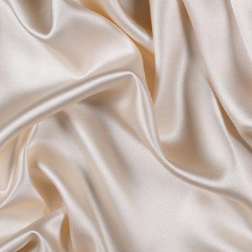 Tapioca Silk Crepe Back Satin